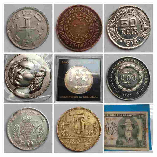 20º LEILÃO - Numismart - Cedulas, Moedas, Tokens e Medalhas
