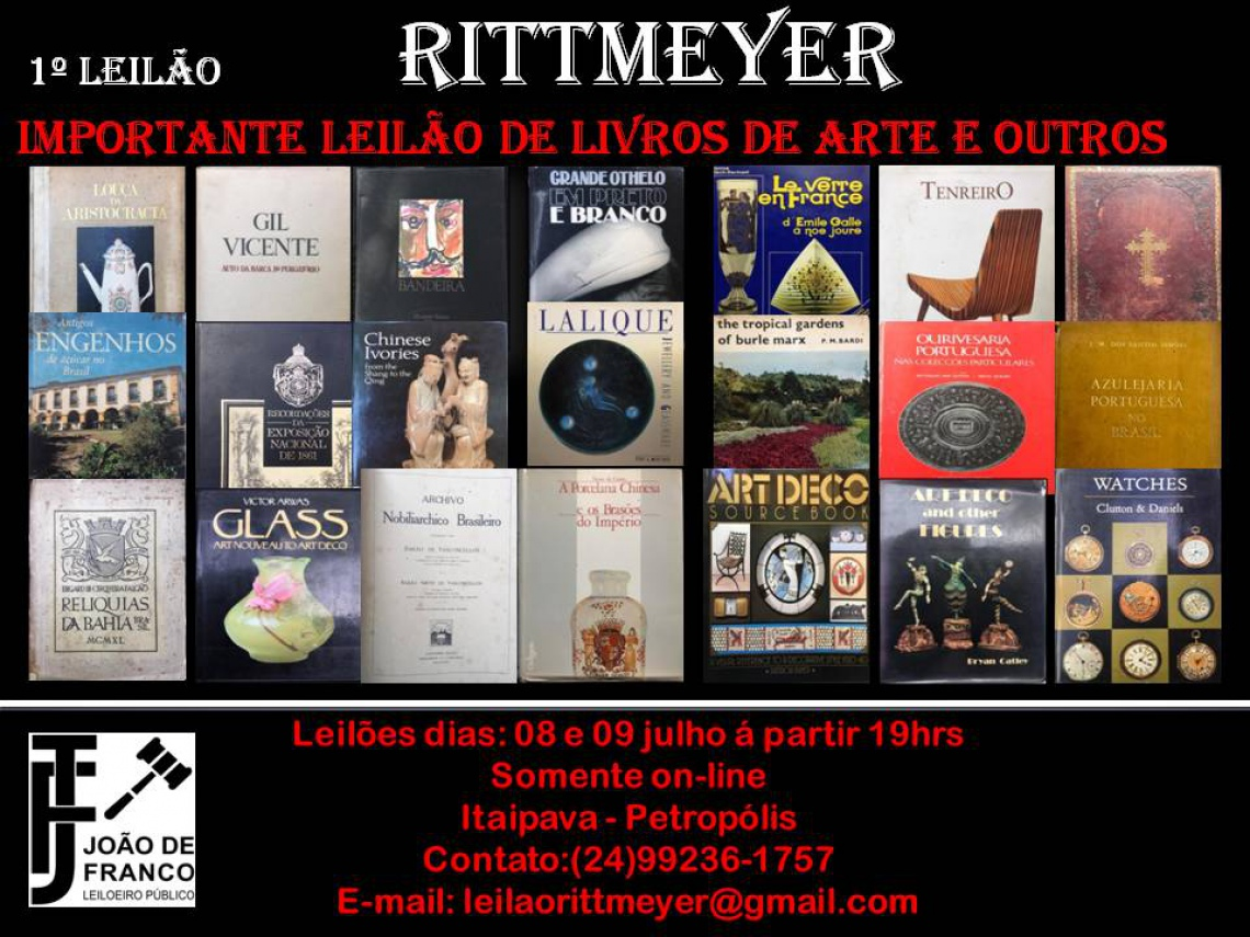 1º LEILÃO RITTMEYER