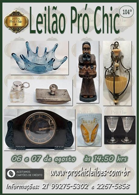 104 LEILÃO  PRO CHIC