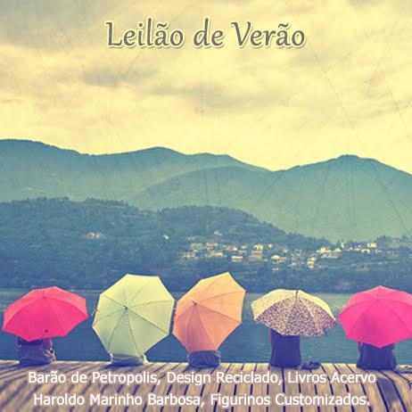 LEILÃO DE VERÃO